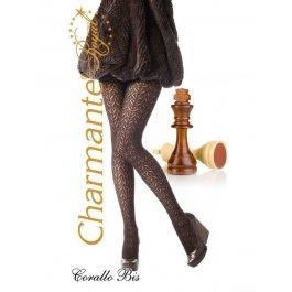Колготки Charmante CORALLO BIS женские с рисунком