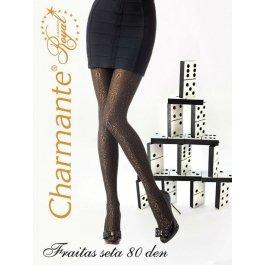 Колготки Charmante FRAITAS seta 80 женские с рисунком