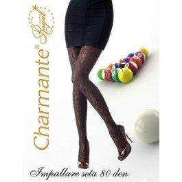 Колготки Charmante IMPALLARE seta 80 женские с рисунком