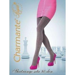 Колготки Charmante SHATRANGE seta 80 женские с рисунком