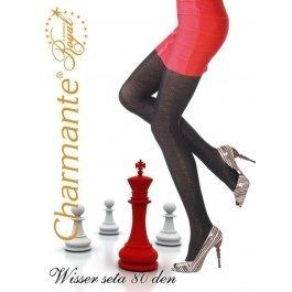 Колготки Charmante WISSER seta 80 женские с рисунком