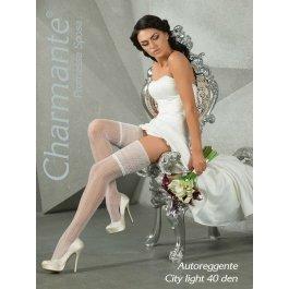 Чулки Charmante SP CITY LIGHT 40 aut. женские с рисунком