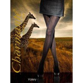 Колготки Charmante VALERY женские с рисунком